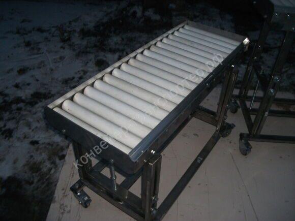 Эксплуатация рольгангов конвейер ленточный передвижной клп